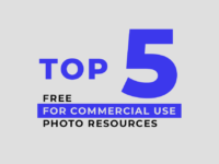 Free For Commercial Use Photo Resources