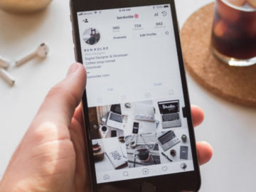 10 Insta Stories Template Free PSD - Mockups For Free