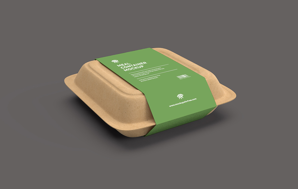 Craft Meal Box Mockup