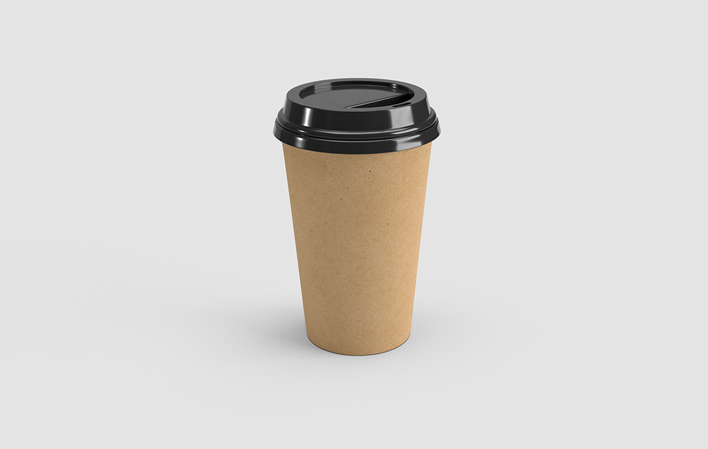 Craft Paper Cup MockupsForFree 01