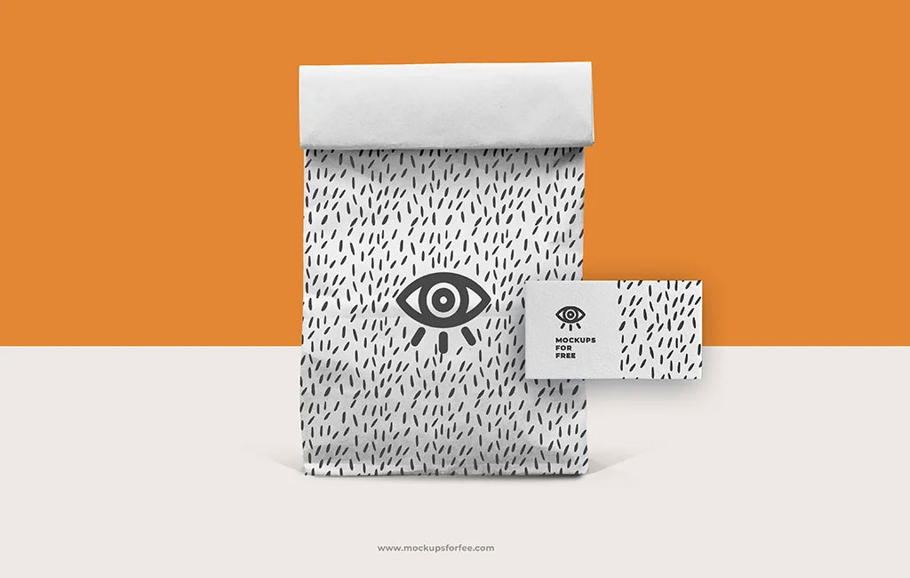 Paper Packaging Mockup
